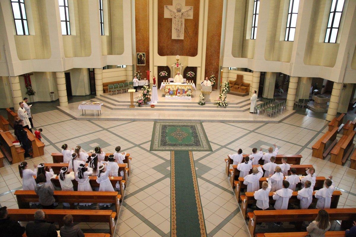 Główny Oficjalna Strona Parafii Pw Ducha świętego I Nmp Matki